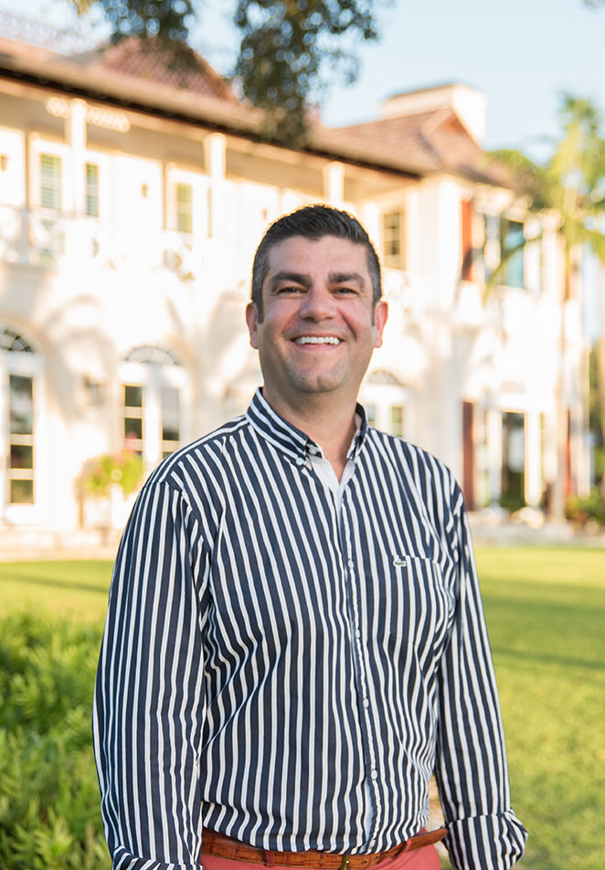Claudio Almeida, Vice President of Kukk Architecture and Design, P.A | Architectural Firm Naples, Florida