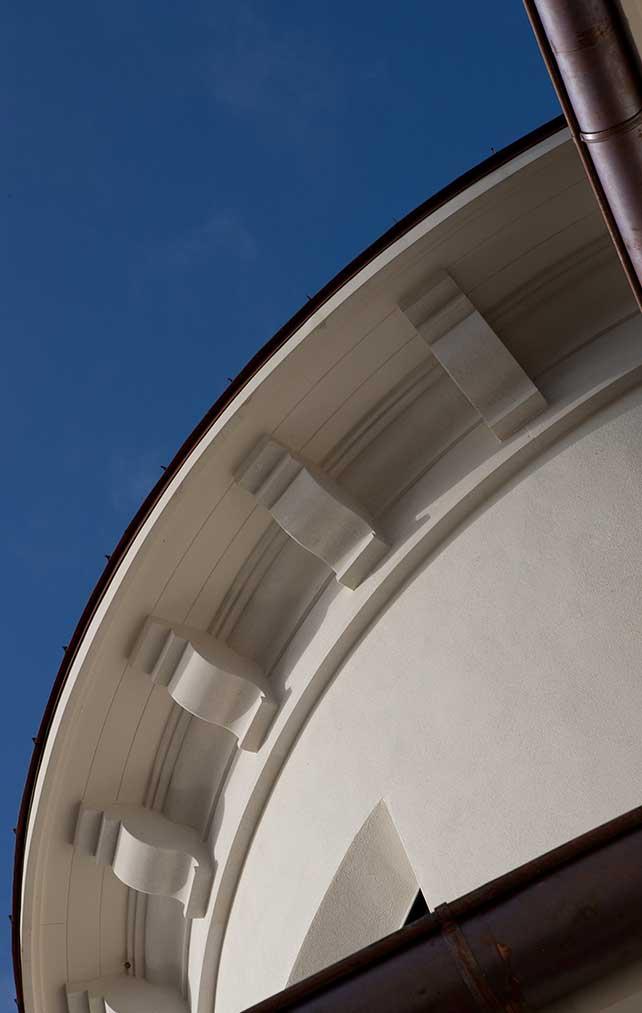 Architectural Details Portfolio in a Naples Florida, single family home. Designed by Kukk Architecture & Design Naples.
