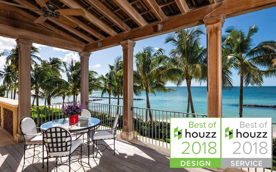 Naples Florda home overlooking Gulf of Mexico designed by Kukk Architecture & Design, P.A. Best of Houzz Winners 2018 | Blog: Kukk Architecture Awarded Best of Houzz!