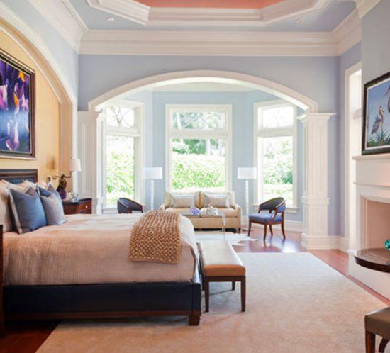 Naples Florida bedroom designed by Kukk Architecture and Design | Blog: Kukk Architecture featured in National Association of Home Builders Article