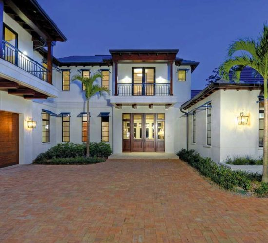 Waterfront home designed by Kukk Architecture and Design, P.A. featured in Florida Weekly | Blog: Featured in Florida Weekly: On The Waterfront